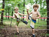 Outdoor Games & Play Spaces