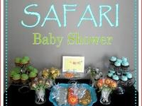 Safari/Zoo Party Ideas