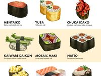 hj's all sushi