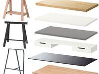 Art studio ideas / Studio storage