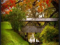 Country Covered Bridges