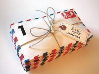 gift ideas. + wrap.