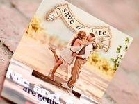 Wedding Save the Date & Invite Ideas