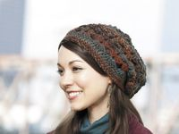 Womens crocheted hats,shawls,scarves & gloves