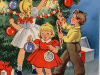 A Very Vintage Christmas!