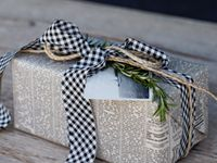 Creative gift wrapping ideas and tools!  Give a 'love gift' to someone you love.  LOVE GIFT:  A thoughtful gift to someone you love for no special occasion ...  just because!