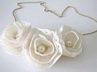 Jewelry - fabric