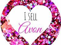 Avon + cosmetics + make up