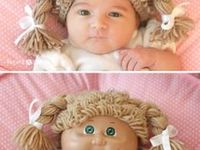Cabbage patch hats!!!