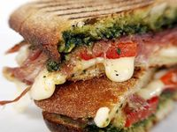 lunch ideas on Pinterest | Paninis, Prosciutto and Pesto
