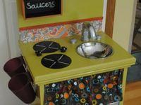 DIY Nightstand KITCHENS & More
