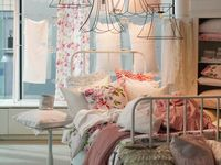 B & B Ideas - wire lampshade