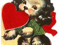 Vintage Valentimes
