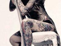 Tattooed up  Board