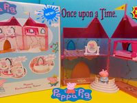 NEW - Peppa Pig Toys - Once Upon A Time Series / These are the brand new toys for Peppa Pig. Already in the Top 10 most most Christmas gifts for 2015.