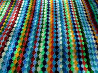 'Shell' stitch afghans, blankets & throws. Baby blankets in shell stitch have a seperate board. Variations of shell stitches are also included: shell & lace; classically simple shell stitch; cabled shell stitch; solid shell stitch; interlocking shell stitch; offset shell stitch