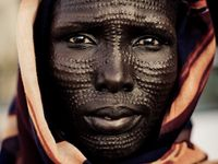 The Southern/Central Sudanese (The Dinka, Fulani, Nuba