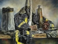 Proud To Be A Firefighter's Wife