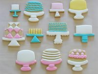 Amazing decorated cookies / Spectacular cookies decorated