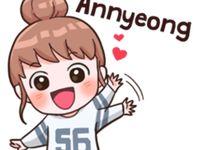 K-pop Stiker