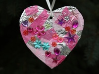 This is a collection of Valentines ideas that I've accumulated from many websites. Enjoy!