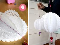 Doilies are darling!