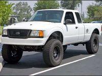 Mcqueen Fiberglass Ford Ranger Ranger Monster Trucks