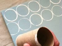 cardboard rolls / Crafts made from toilet and paper towel rolls