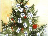 Finnish Christmas Cards