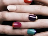 Inspiration for beautiful & easy nail art.  Nail Art  Board
