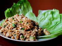 ... Pinterest | Turkey Lettuce Wraps, Lettuce Wraps and Thai Lettuce Wraps
