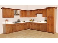 This is a collection of all the kitchen cabinet styles that we offer.  All of our cabinet lines are solid wood with solid plywood construction!