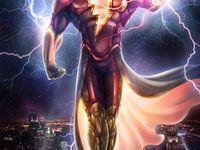 DC SUPERHEROS