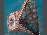 Native American Beauty...Rings
