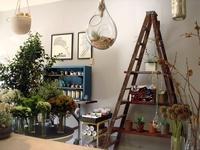 Flower shop decorating ideas