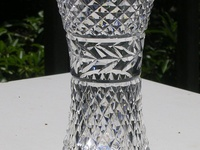 Beautiful crystal: vases, decantors,candy dishes,cake platers,glasses,picthers, and collectibles