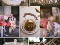 Blair bridal shower and wedding ideas