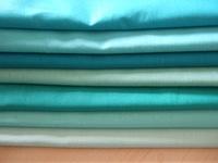 HOME~Neat Fabric Stacks