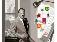 Raymond Loewy Graphic designs.