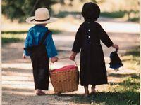 The life of the Amish & Mennonite folk..
