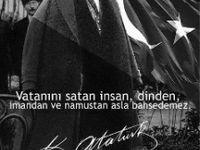 Yüce Atatürk !