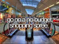 Things I want to do 😀😁