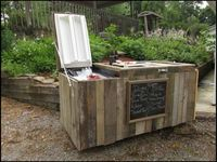 Outdoor Kitchen Ideas / All about outdoor kitchen ideas on a budget, diy, covered, tropical, layout, small, rustic, pool, simple, patios, australia, cheap, indoor, how to build & awesome.