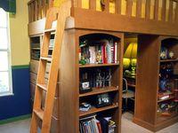 HOME - Beds... bunk, loft and unique