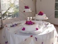 Wedding Cakes & Flowers