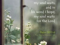 Hope in His Words (Psalms)