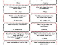 Clever Riddles For Kids With Answers Printable Riddles Funny Jokes For Kids Funny Riddles Jokes For Kids