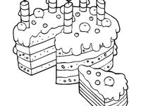 Top 25 ideas about Happy Birthday coloring pages on ...