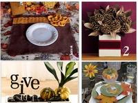 DIY - Holiday / Thanksgiving