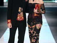 Style. Batik Couple on Pinterest   Kebaya, Couple and Modern